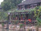 Chinesischer Feierabend im Wasserdorf