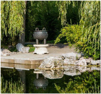Chinesischer Garten..
