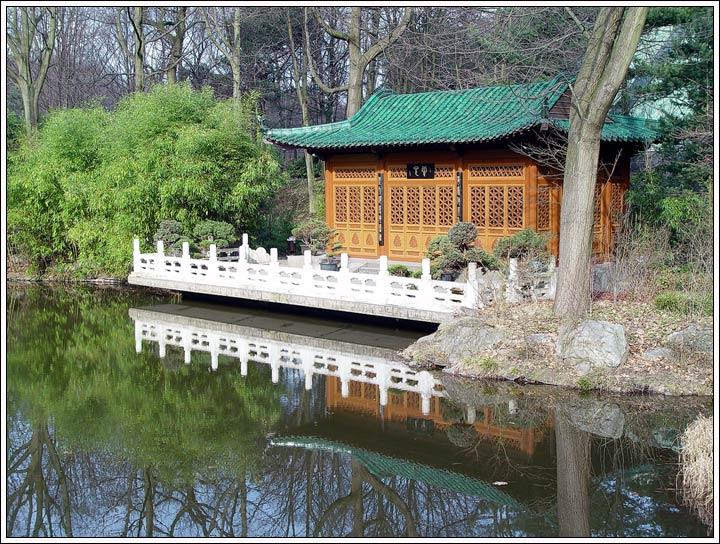Chinesischer Garten...