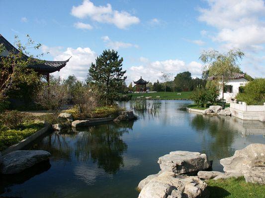Chinesischer Garten in Berlin-Marzahn