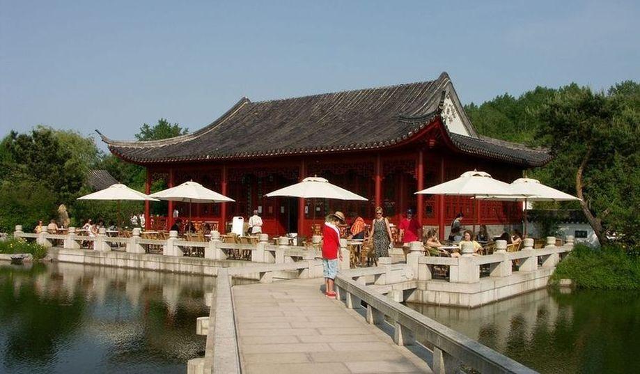 Chinesischer Garten in Marzahn - 2. Versuch