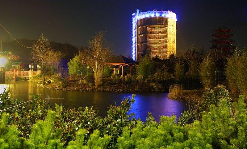 Chinesischer Gasometer