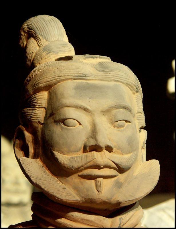 Chinesischer Soldat
