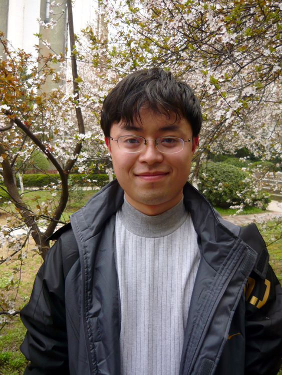 Chinesischer Student