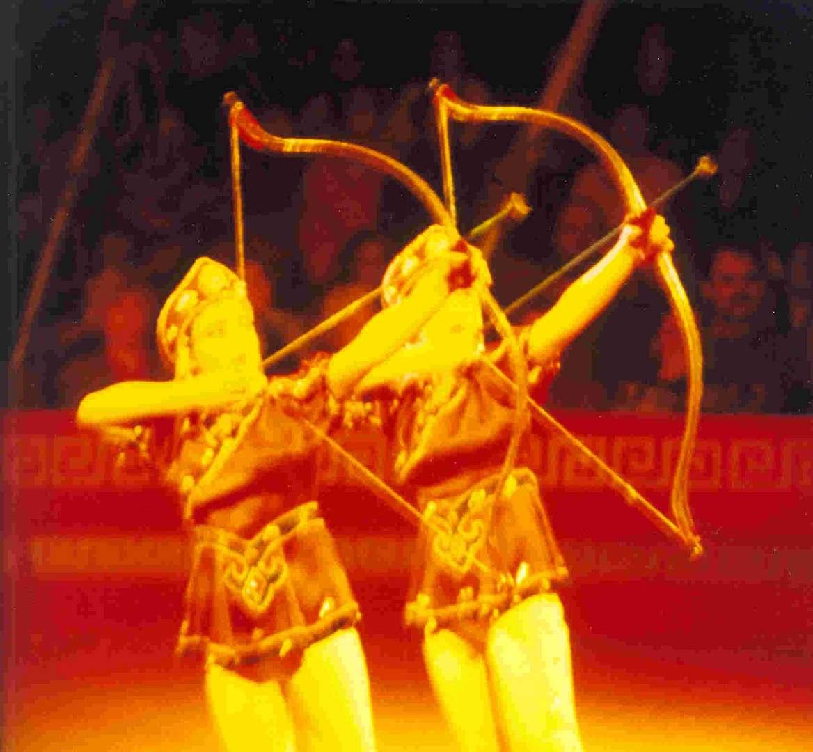 chinesischer Zirkus - Stuttgart Bad Cannstatt