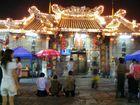 Chinesisches Neujahr am Drachentempel