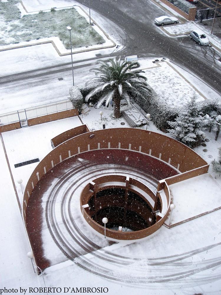 Chiocciola di neve...