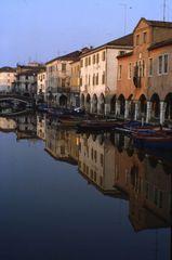 Chioggia Canal Lombardo
