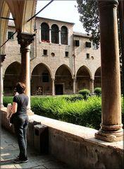 Chiostro della Basilica di Santo Antonio