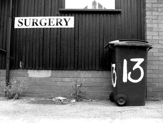 chirurgie dreizehn