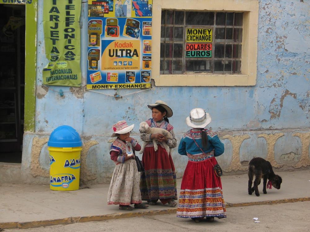 Chivay / Peru