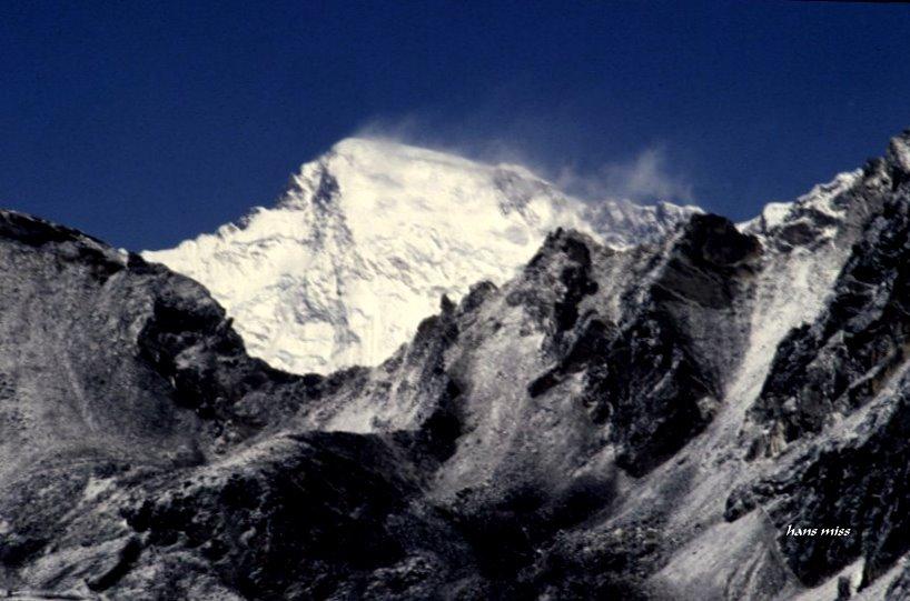 Cho Oyu -Tibetische Seite