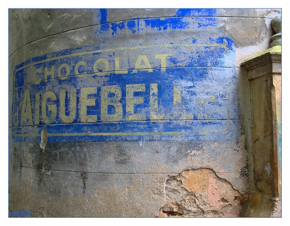 CHOCOLAT d' AIGUEBELLE