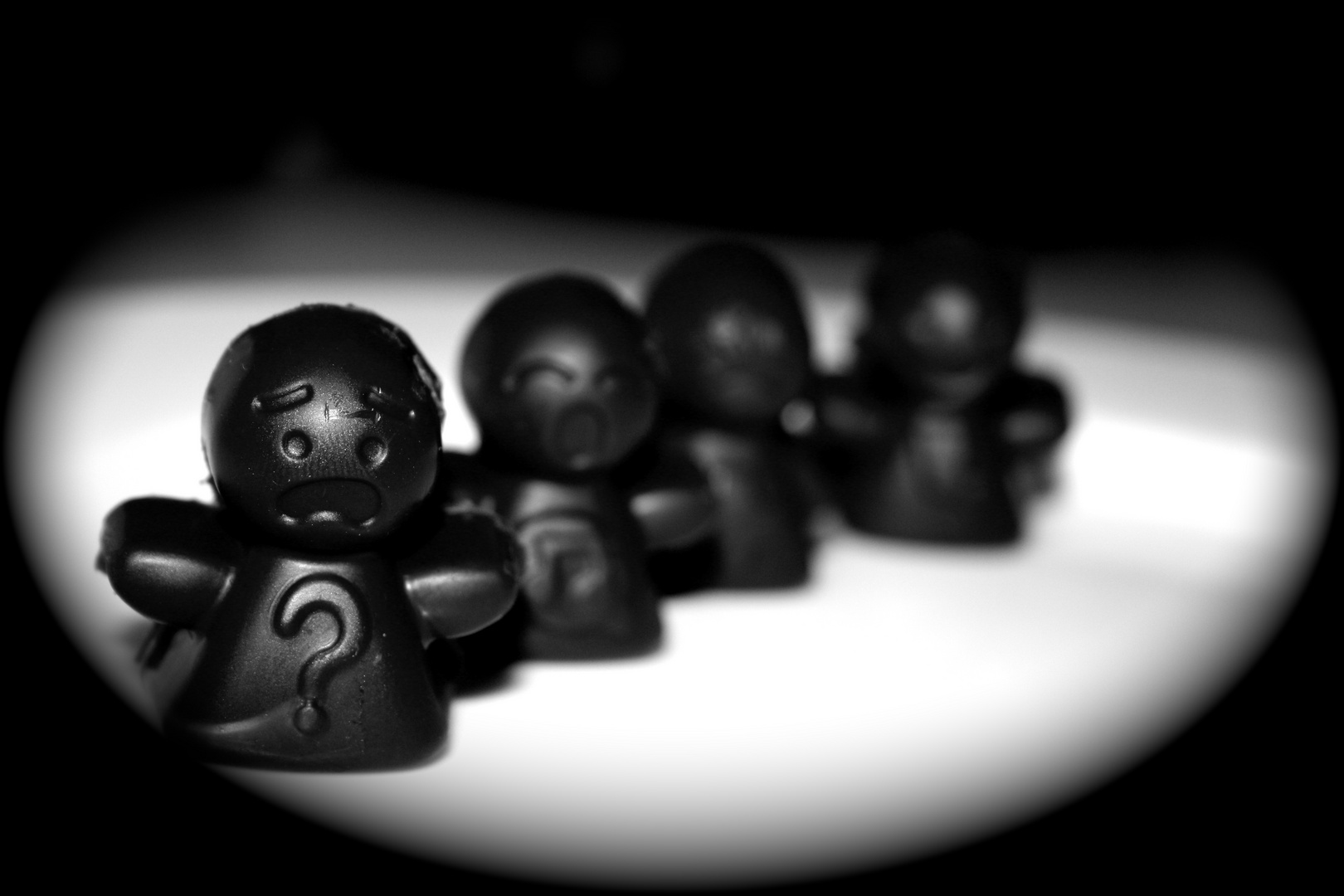 Chocolat un peu special