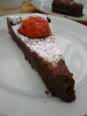 Chokolad Tarta