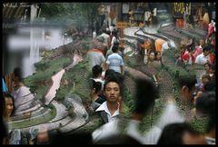 Chongqing Gegensätze