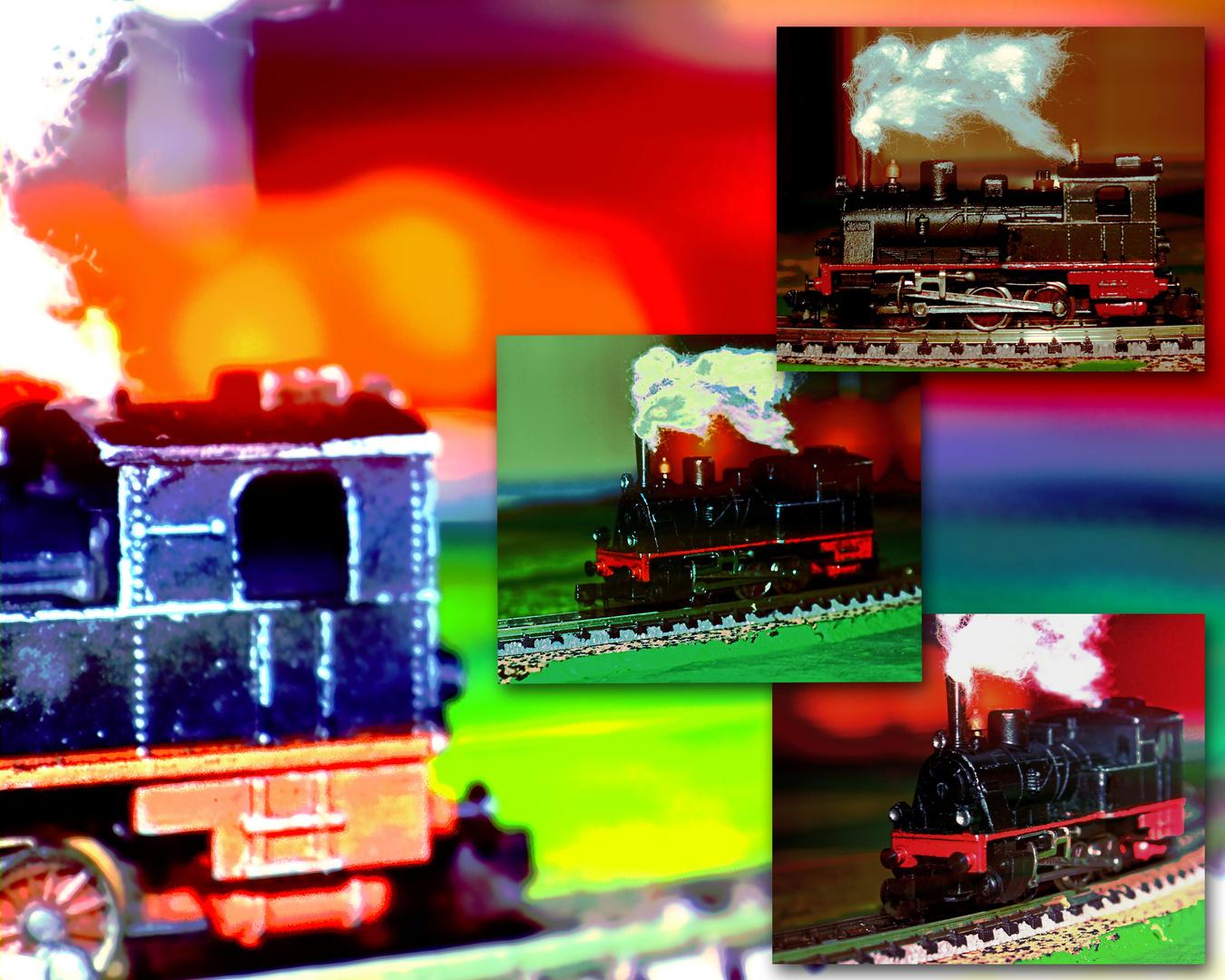 ChooChoo Train -  Opa's Trick