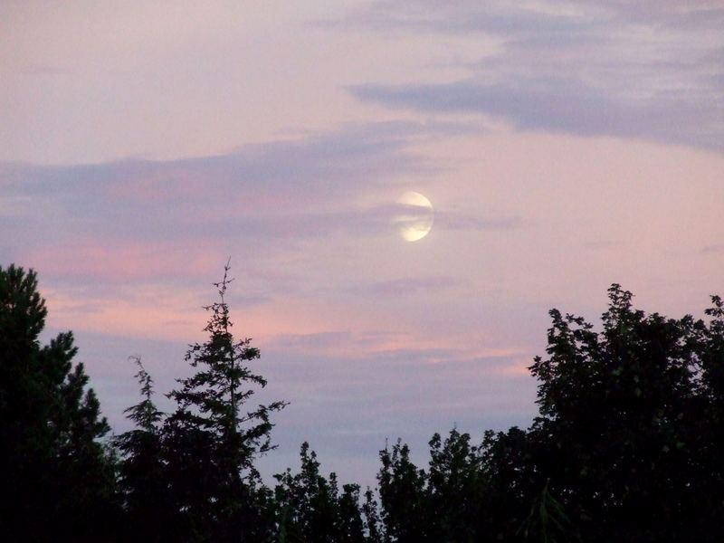Chopwell moon