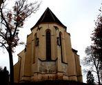 Chor der Bergkirche in Schäßburg