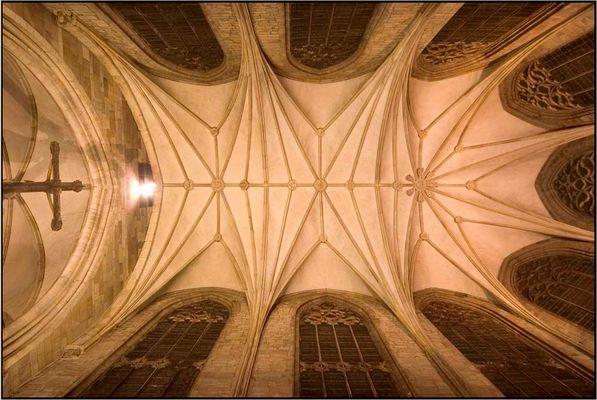 Chor der Reinoldi Kirche Dortmund