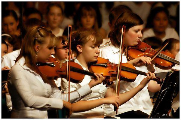 chorale d'école