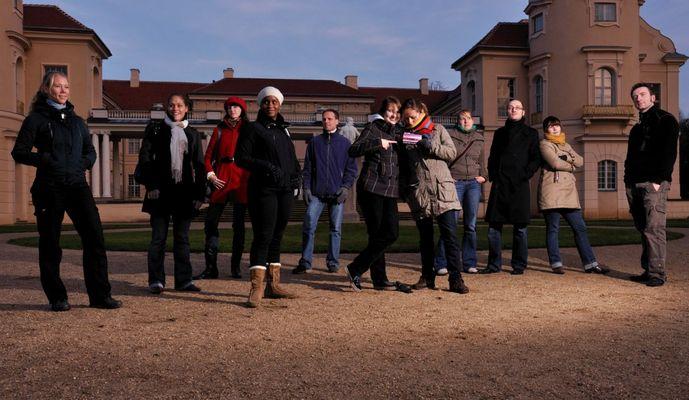 Chorfahrt Berlin-Star-Singers