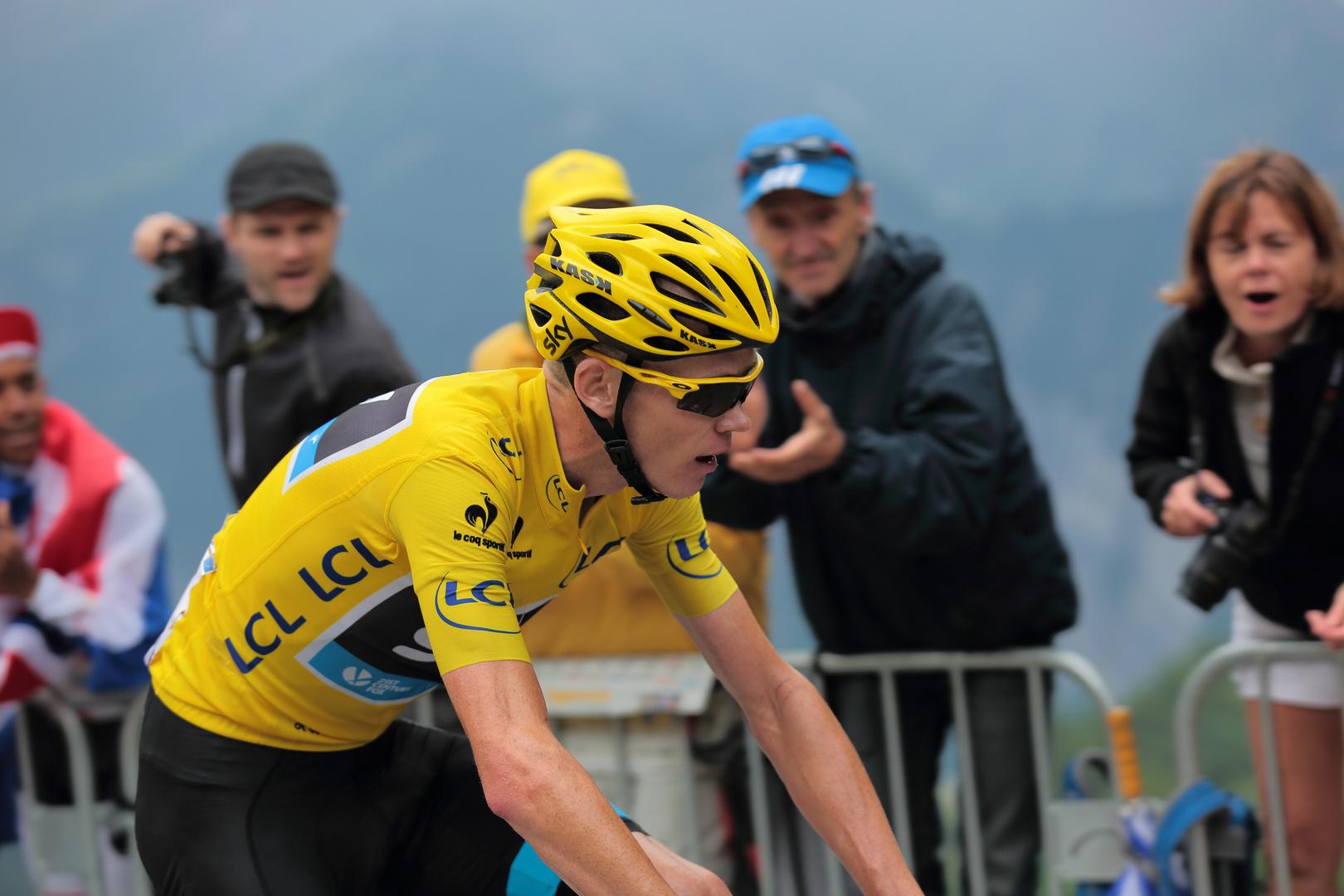 Chris Froome - Alpe d'Huez