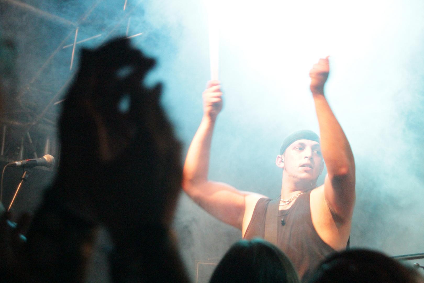 Chris Jones von The Dolmen in Eutin 2013