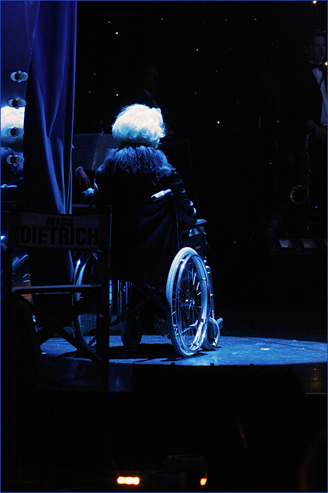 CHRIS Kolonko als Marlene