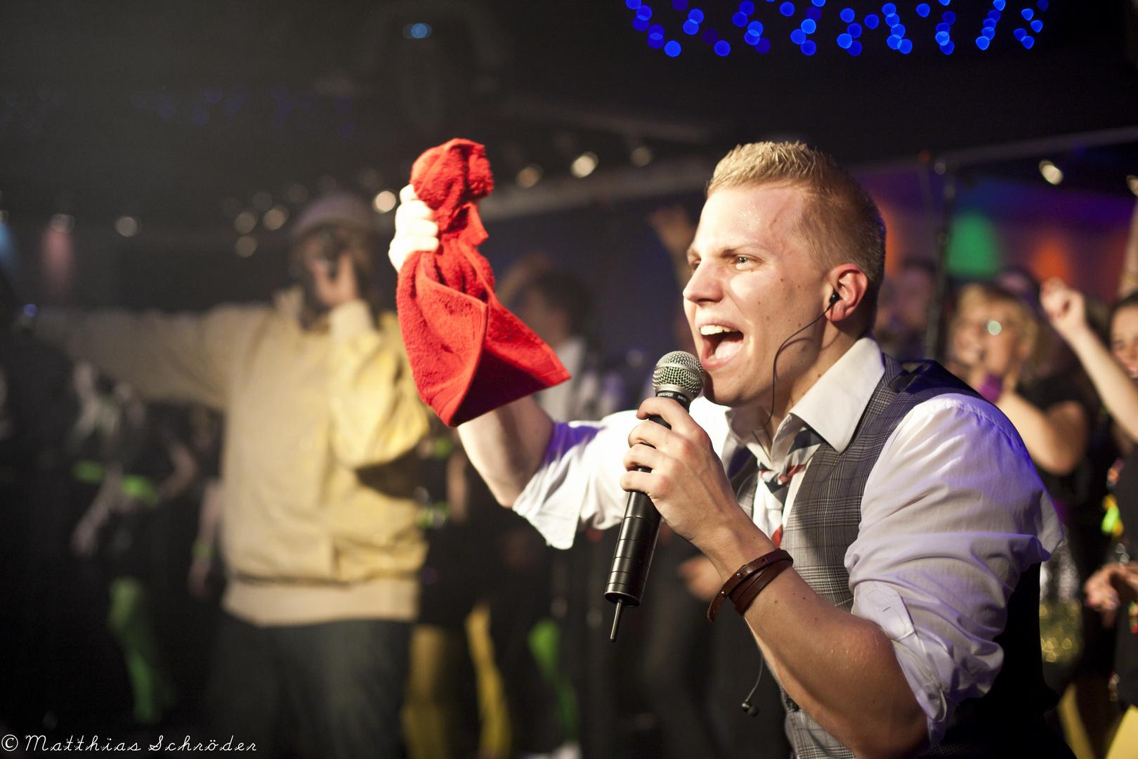 Chris Lass & Excited im Stubu Bremen