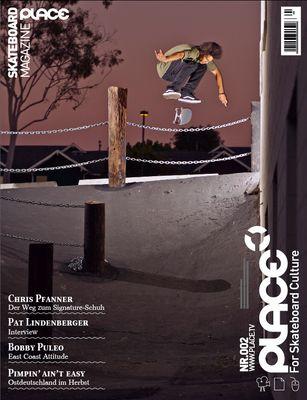 Chris Pfanner - kickflip - Los Angeles