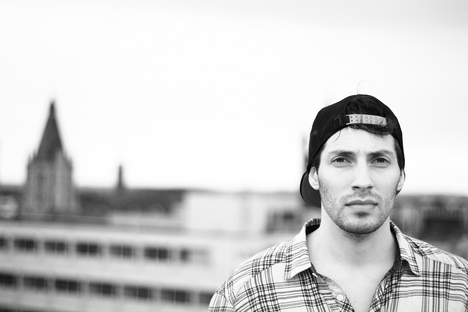 Chris - Portrait
