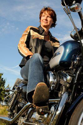 Chrisi #3 Harley Girl