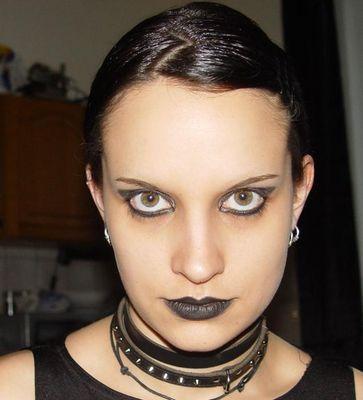 Chrissii portrait gothic