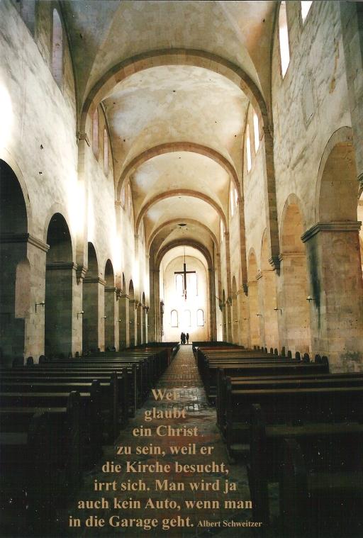 Christ im Verständnis von Albert Schweitzer