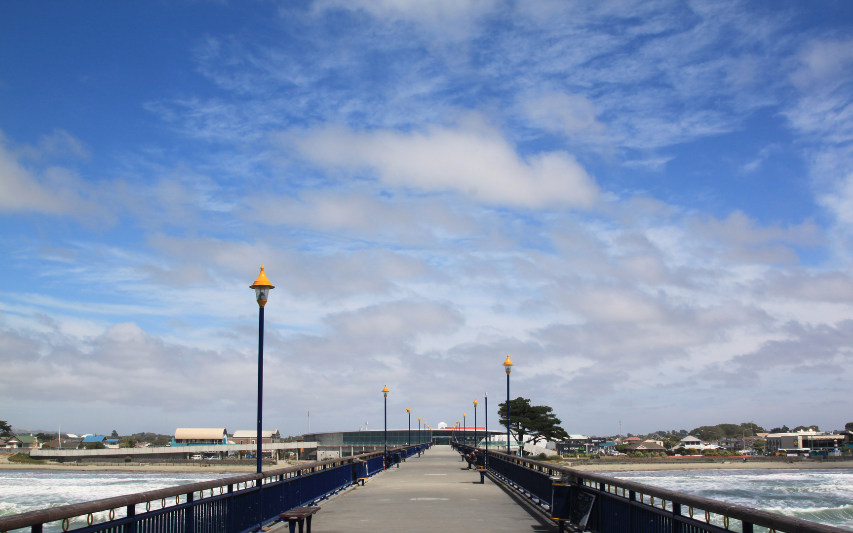 Christchurch Pier