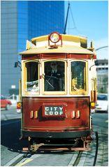 Christchurch - Tram