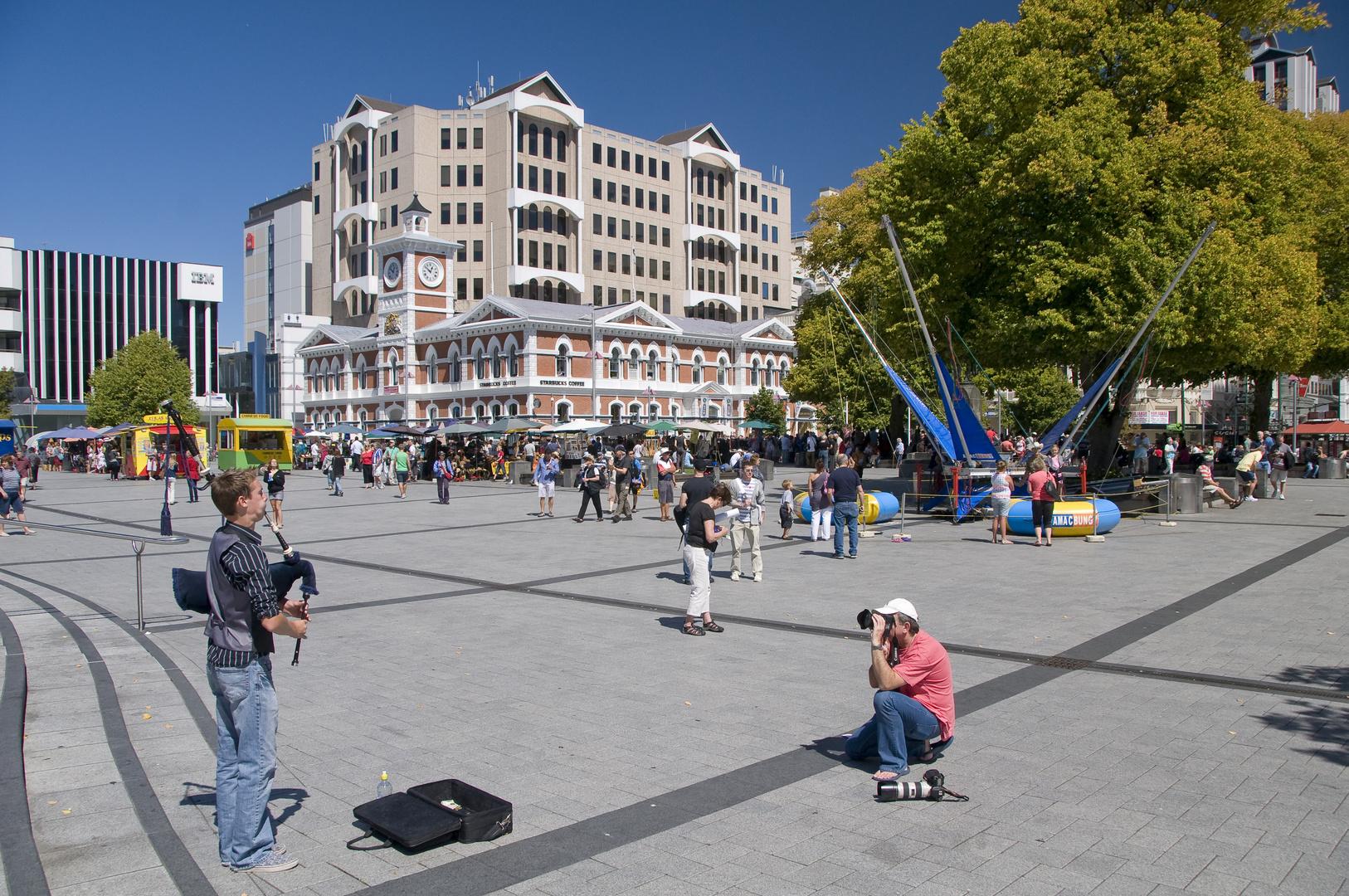 Christchurch ... zauberhaft (3)