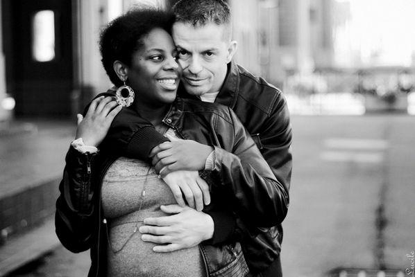 Christelle & David