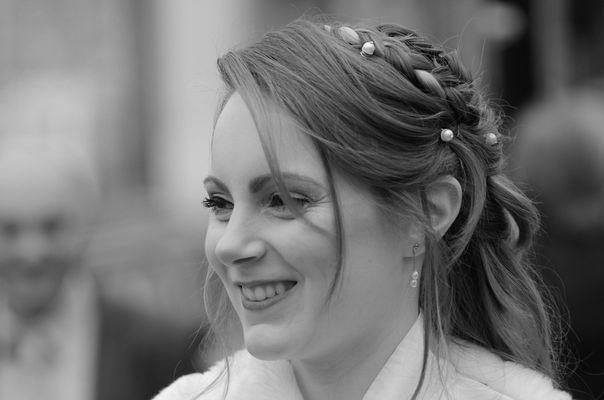 Christelle's wedding