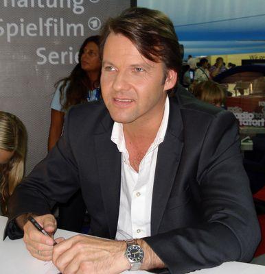 "Christian Rudolf alias ""Jimi Stadler"" in der ""Lindenstraße"""