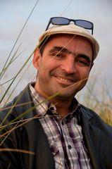 Christian Skerka in der Natur