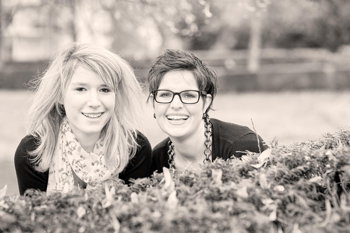 Christiane & Claudine
