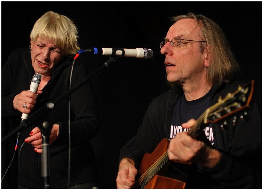 Christiane Ufholz & Eberhard Klunker