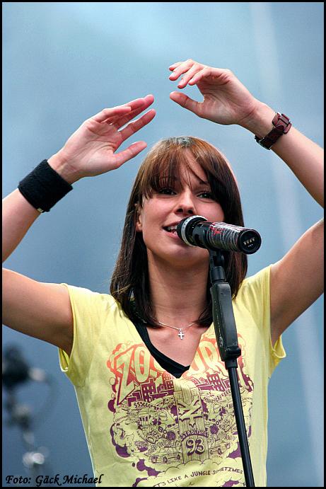 Christina Stürmer LIVE@ Ingolstadt