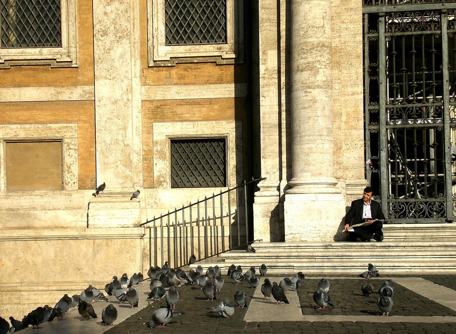 Christine THUMLER   Rome, Italie