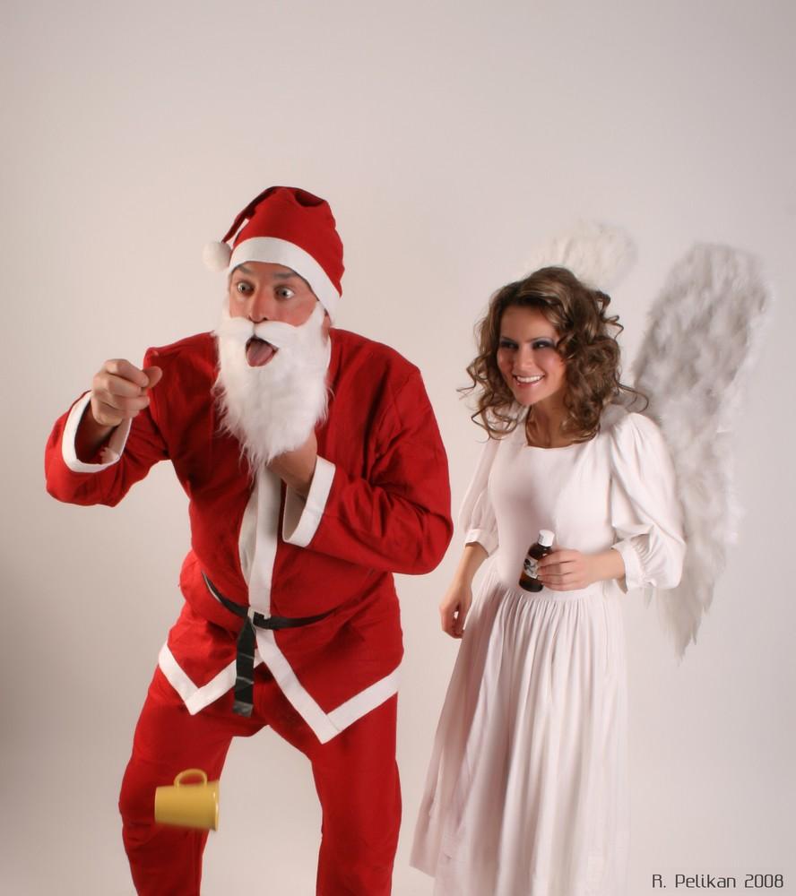 Christkind vs. Santa, Part 2