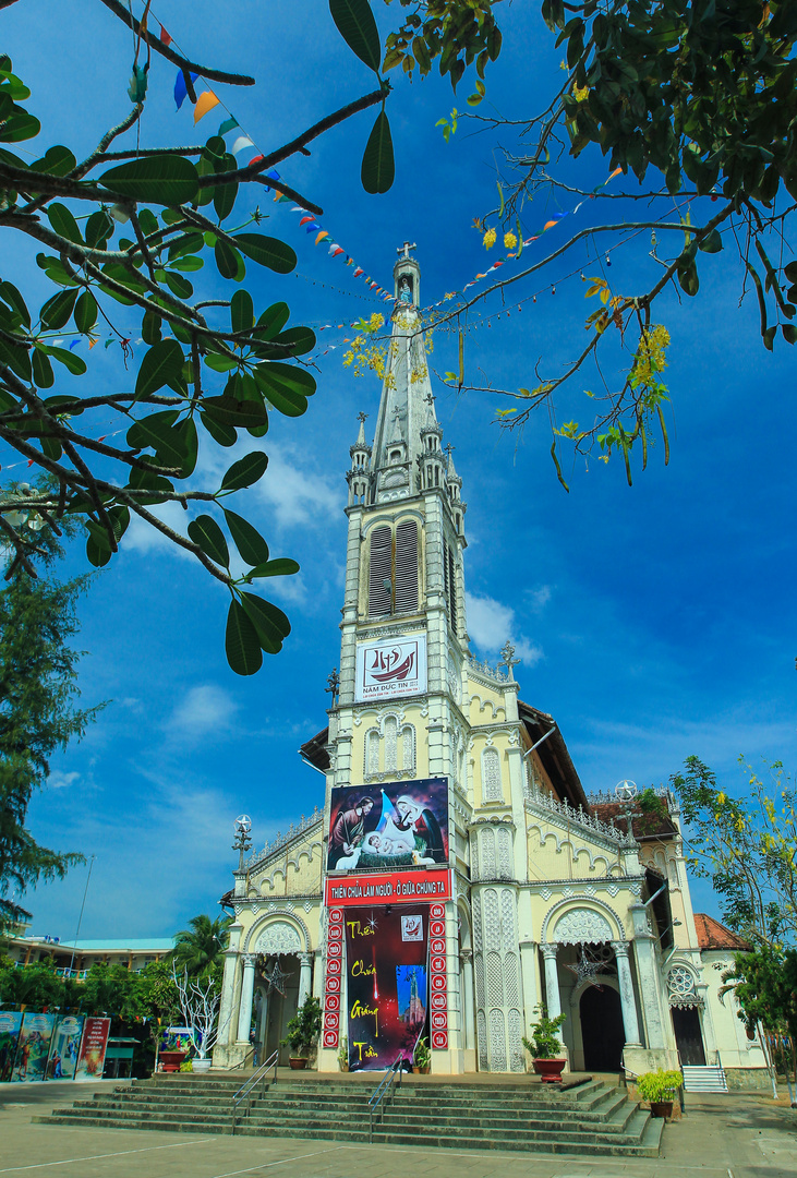 Christliche Kirche in Cai Be