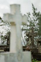christlicher & hinduistischer friedhof auf mauritius