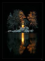 Christlieger bei Nacht